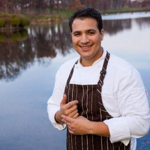 Michael Ponzio, Executive Chef Medinah CC